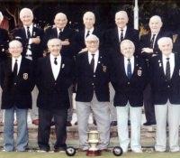 1992 Veterans Leagure Winners
