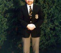Brian Higgins - Under 35 Junior Singles Winner 1975