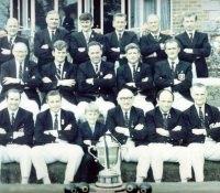 IBA Senior Cup Winners 1970
