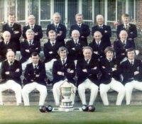Irish Cup Winners Team 1977