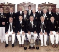 Junior League Division 1 Winners 2003